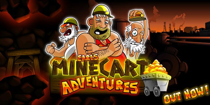 MineCartAdventuresOutnow