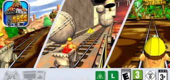 Earl's MineCart Adventures Free for iOS and Android